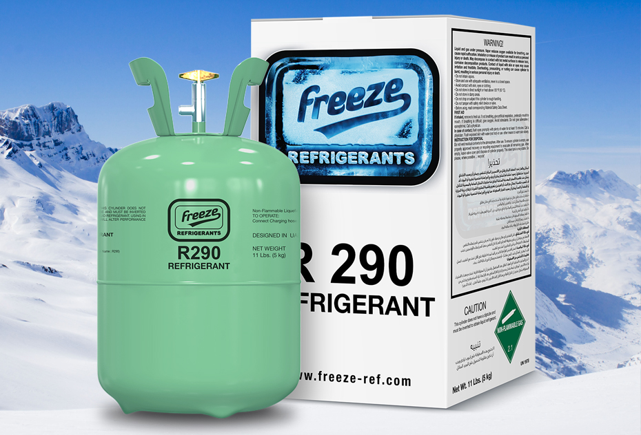 Refrigerant Gases | Brothers Gas